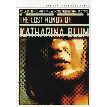 Lost Honor of Katharina Blum [DVD] USA import