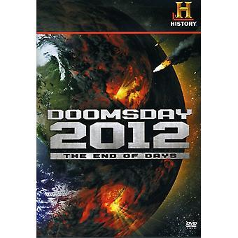Import USA 2012 Doomsday [DVD]
