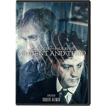 Vincent & Theo [DVD] USA importieren