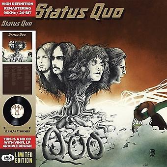 Status Quo - Quo [CD] USA importerer