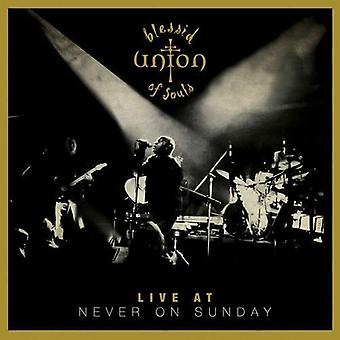 Blessid Union of Souls - Live at Never on Sunday [CD] USA import