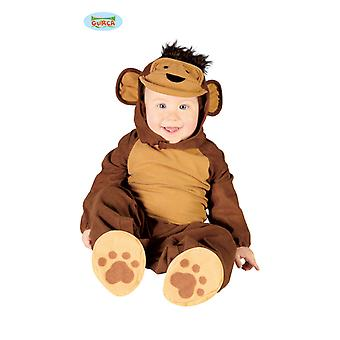 Monkey infant costume monkey costume