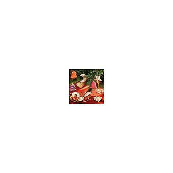 Fimo juledekoration skimmelsvampe