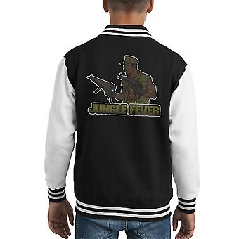 Predator Jungle Fever Kid's Varsity Jacket