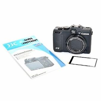 JJC acryl glas LCD Screen Protector voor Canon PowerShot G15