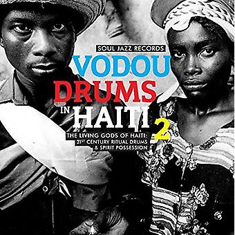 Soul Jazz Records presenteert - Vodou Drums in Haïti 2 [CD] USA importeren
