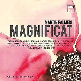Palmeri / Turalska / Pietrodarchi / Litowska - Magnificat [CD] USA import
