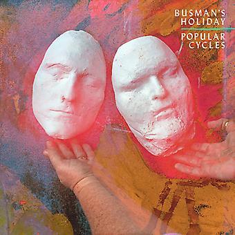 Busman's Holiday - populære cykler [CD] USA import