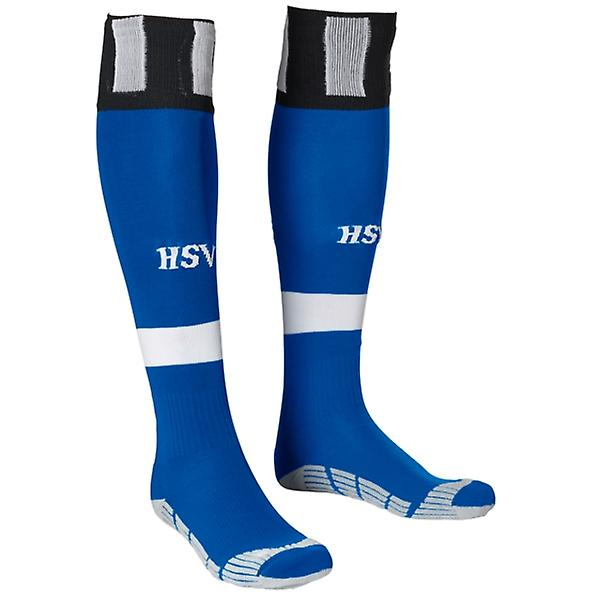 2015-2016 Hamburg Adidas Home Football Socks