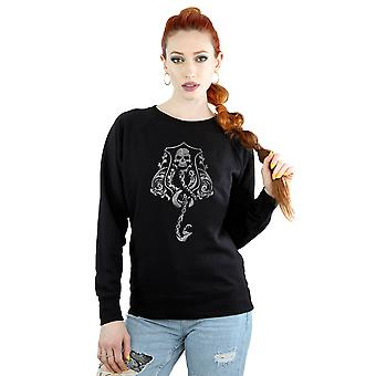 Harry Potter Women's Dark Mark Crest Sweatshirt
