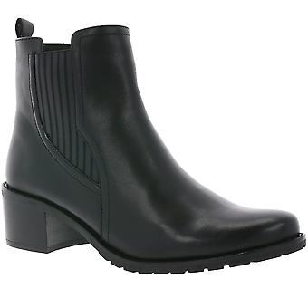 CAPRICE shoes ladies Chelsea boots black 9-25303-29-022