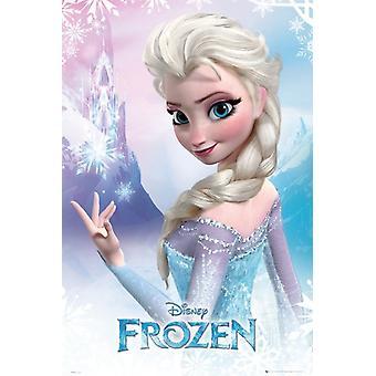 Disney Frozen - Elsa Poster Poster Print