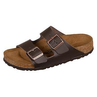 Birkenstock Arizona Braun Naturleder 051103 universal hombres zapatos
