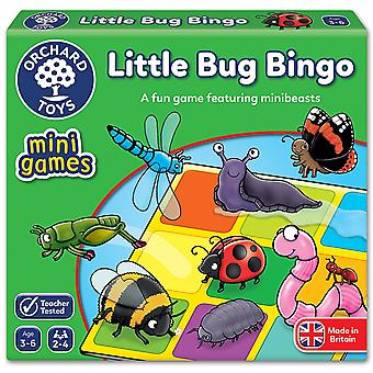 Orchard Toys Little Bug Bingo Travel Game