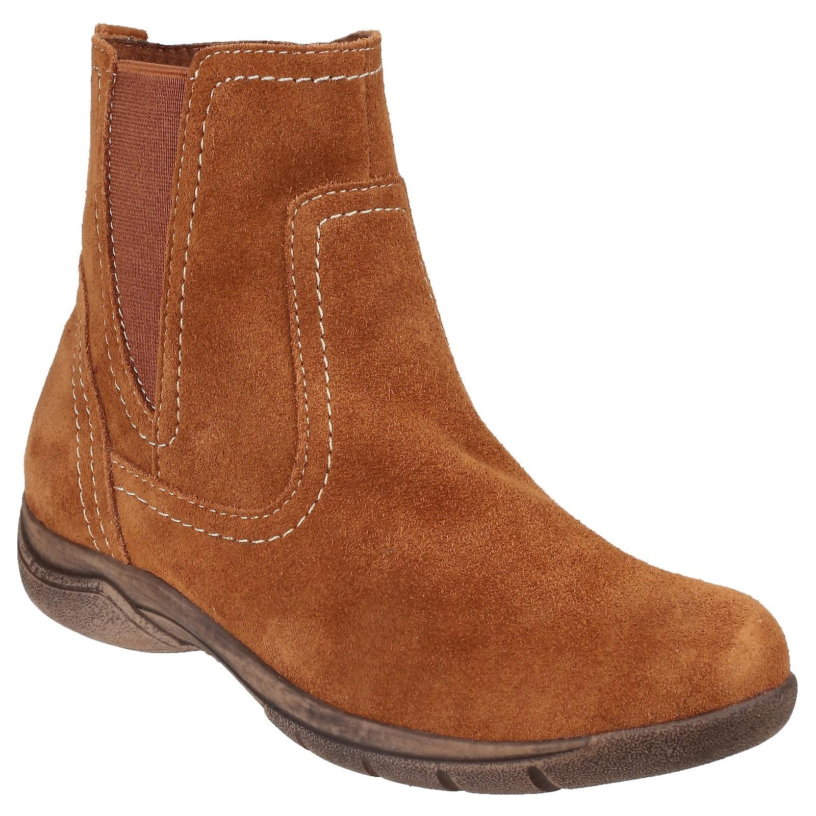 Fleet & Foster Womens/Ladies Malmo Slip On Ankle Boots