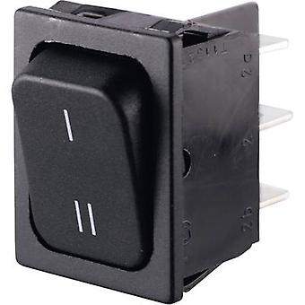 Toggle switch 250 V AC 6 A 2 x On/On Marquardt 018
