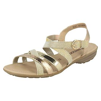 Ladies Remonte Strappy Sandals R3631