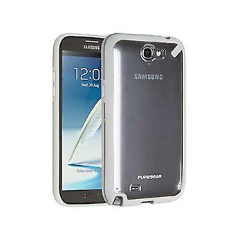 Puregear Slim Shell Case for Samsung Galaxy Note 2 (Coconut Jelly) - 60079PG