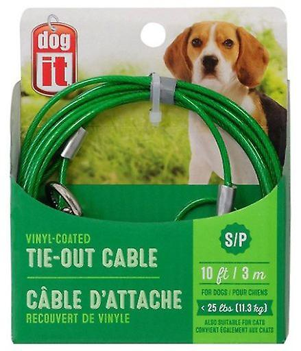 Dogit Cable Exterior para Perros 22,7Kg