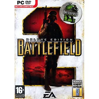 Battlefield 2 - Deluxe Edition (PC DVD)