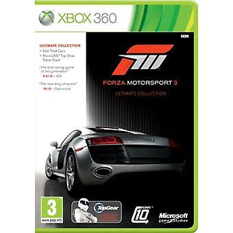 Forza Motorsport 3 - Ultimate Edition (Xbox 360)