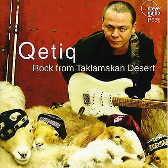 Qetiq - Rock fra Taklamakan ørkenen [CD] USA import
