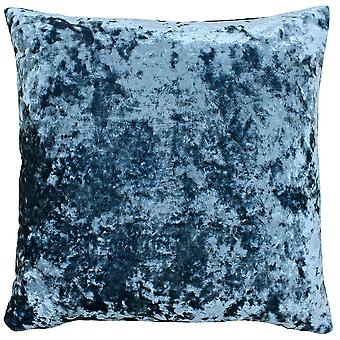Riva Home Roma Square Velvet Style Cushion Cover