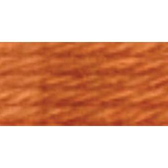 DMC Tapestry & Embroidery Wool 8.8yd-Very Light Golden Red Brown