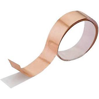 Würth Elektronik 3003320A Shielding tape WE-CF Copper (L x W) 33 m x 20 mm 1 Rolls
