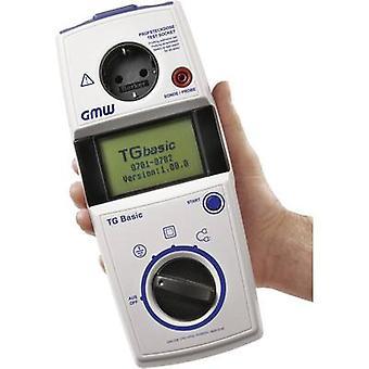 GMW TG basic 1 Safety Tester VDE-tested according to DIN EN 62638/DIN VDE 0701-0702