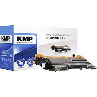 KMP Toner cartridge replaced Brother TN-2210, TN2210 Compatible Black 1200 pages B-T86