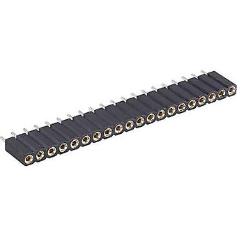 BKL Electronic Receptacles (precision) No. of rows: 1 Pins per row: 36 10120807 1 pc(s)
