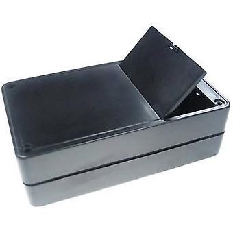 Kemo G02B Universal Gehäuse 123 x 72 x 39 Kunststoff schwarz 1 PC