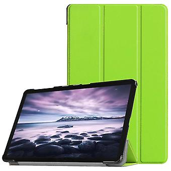 Premium elegante verde funda para Samsung Galaxy tab A 10.5 T590 / T595 2018