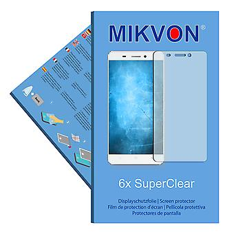 Allview P8 Energy screen protector- Mikvon films SuperClear