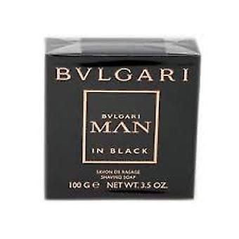 Bvlgari Man In zwarte scheerzeep 100g