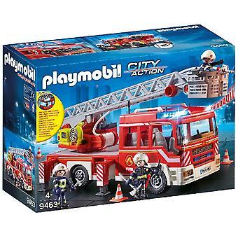 Playmobil 9463 Brandweerladderw.