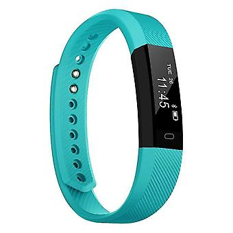 Fitnessarmband voor Android en iOS-Turquoise