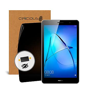 Celicious Privacy 2-Way Anti-Spy Filter Screen Protector Film Compatible with Huawei MediaPad T3 7 (3G)