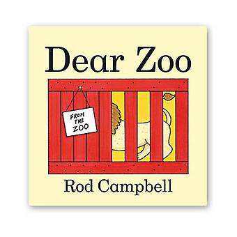 Dear Zoo Big Book by Rod Campbell - 9780330516891 Book