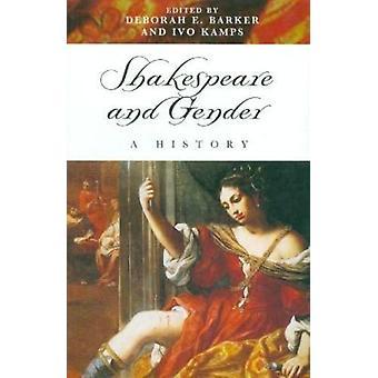 Shakespeare og køn - en historie af Deborah E. Barker - Ivo Kamps-