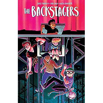 The Backstagers - Volume 1 by James Tynion - 9781608869930 Book