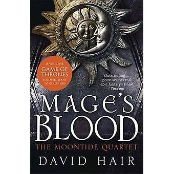 Sang de mage par David cheveux - livre 9781780871974