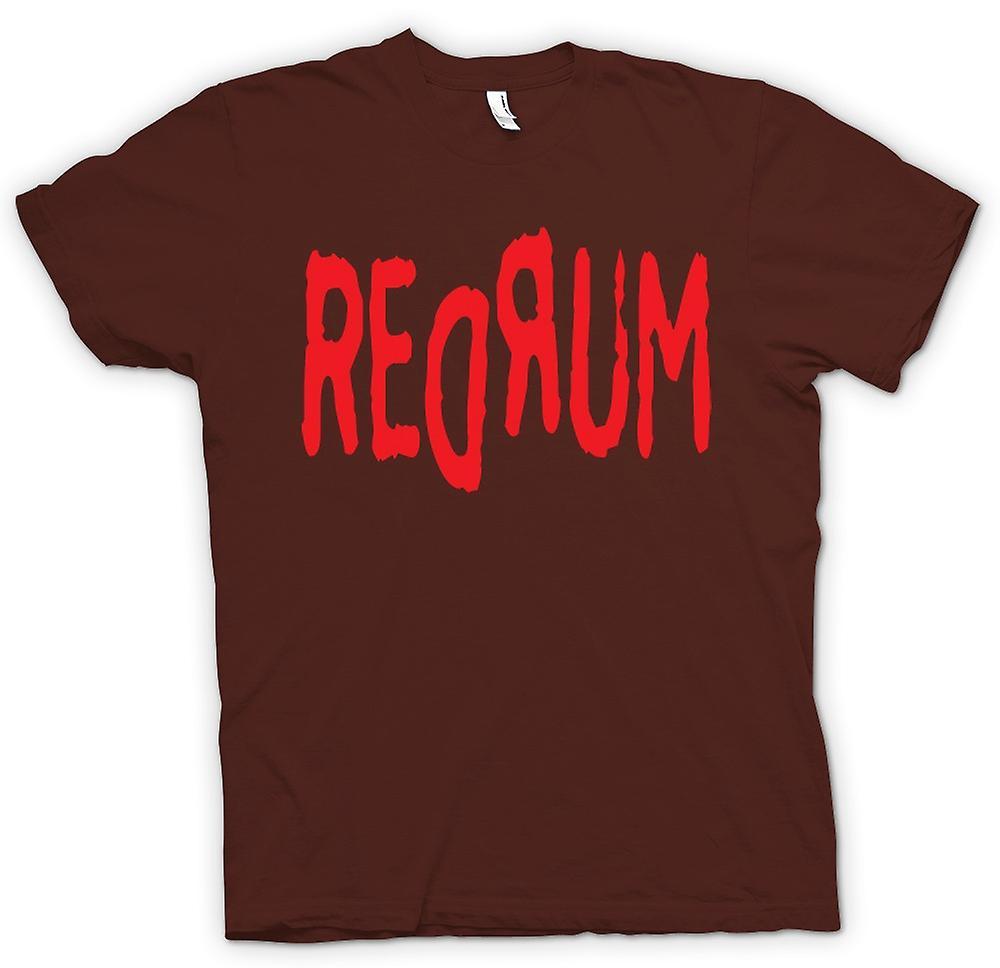 Mens T-shirt - rum - Funny