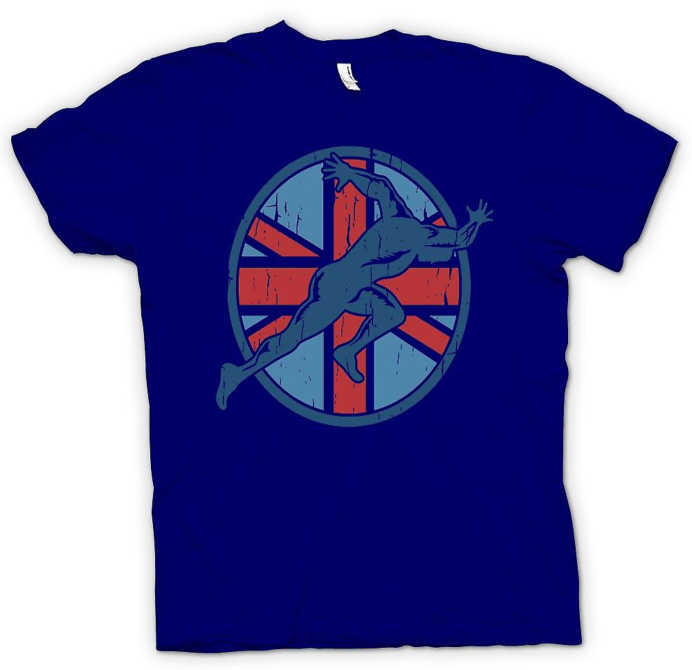 Mens t-shirt - Team GB - esecuzione - Sprint