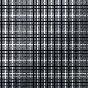 Metal mosaic Raw Steel ALLOY Glomesh-RS