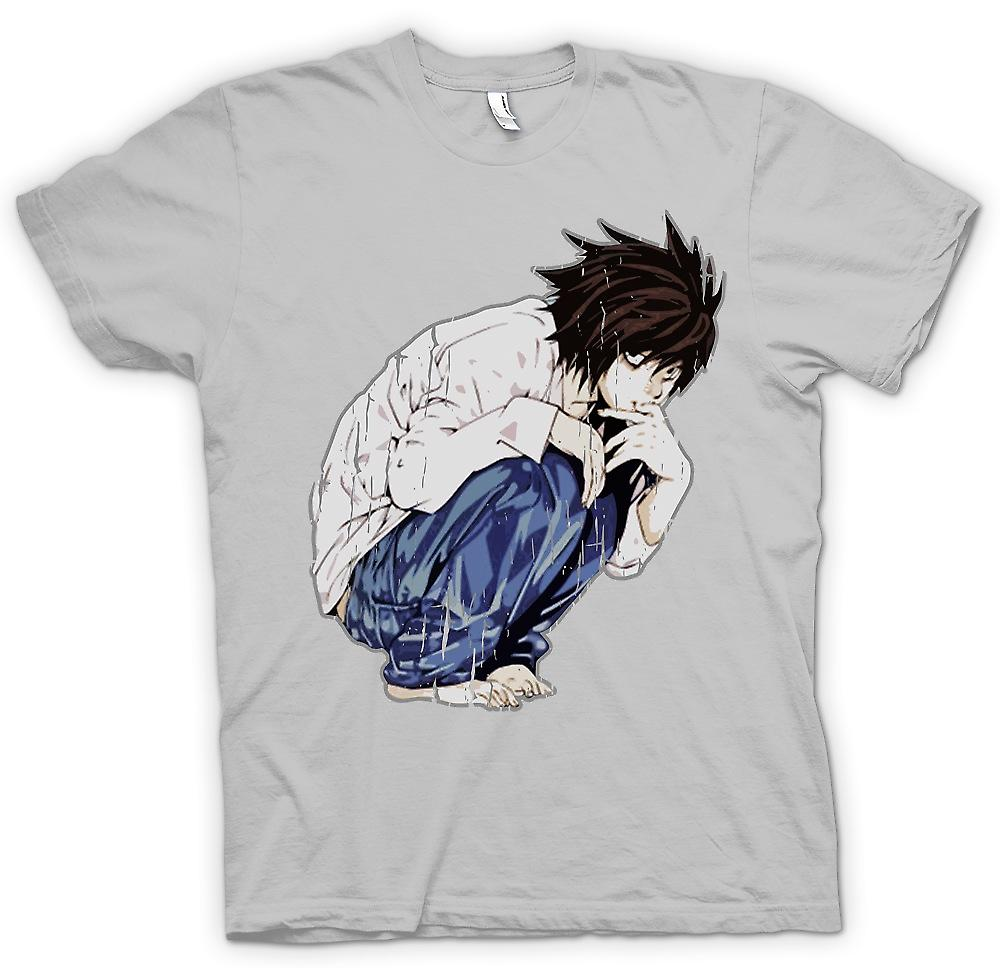 Mens T-shirt - Deathnote - Japanese Manga Inspired