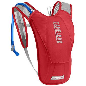 Camelbak Racing Red-Silver 2018 Hydrobak - 1.5 Litre Hydration Pack with Reservo