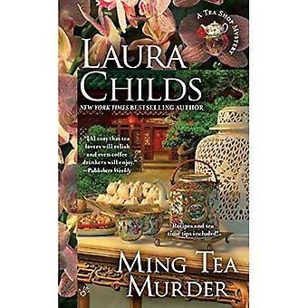 Ming Tea Murder : A Tea Shop Mystery (Tea Shop Mysteries)