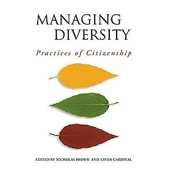 Hantera mångfald: Praxis av medborgarskap (styrning)